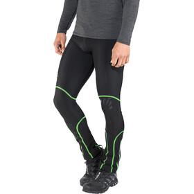 Karpos Alagna Pantalon Homme, black/green fluo